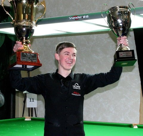 Cahill Crowned U-21 Champion
