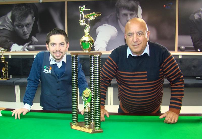Ruberg wins Israel Senior National Title