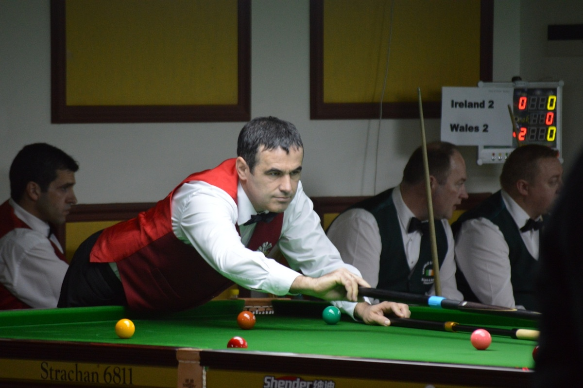 Welsh Masters will clash in quarter finals
