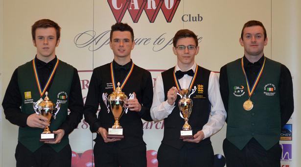 Oliver Lines crowned Under-21 Champion