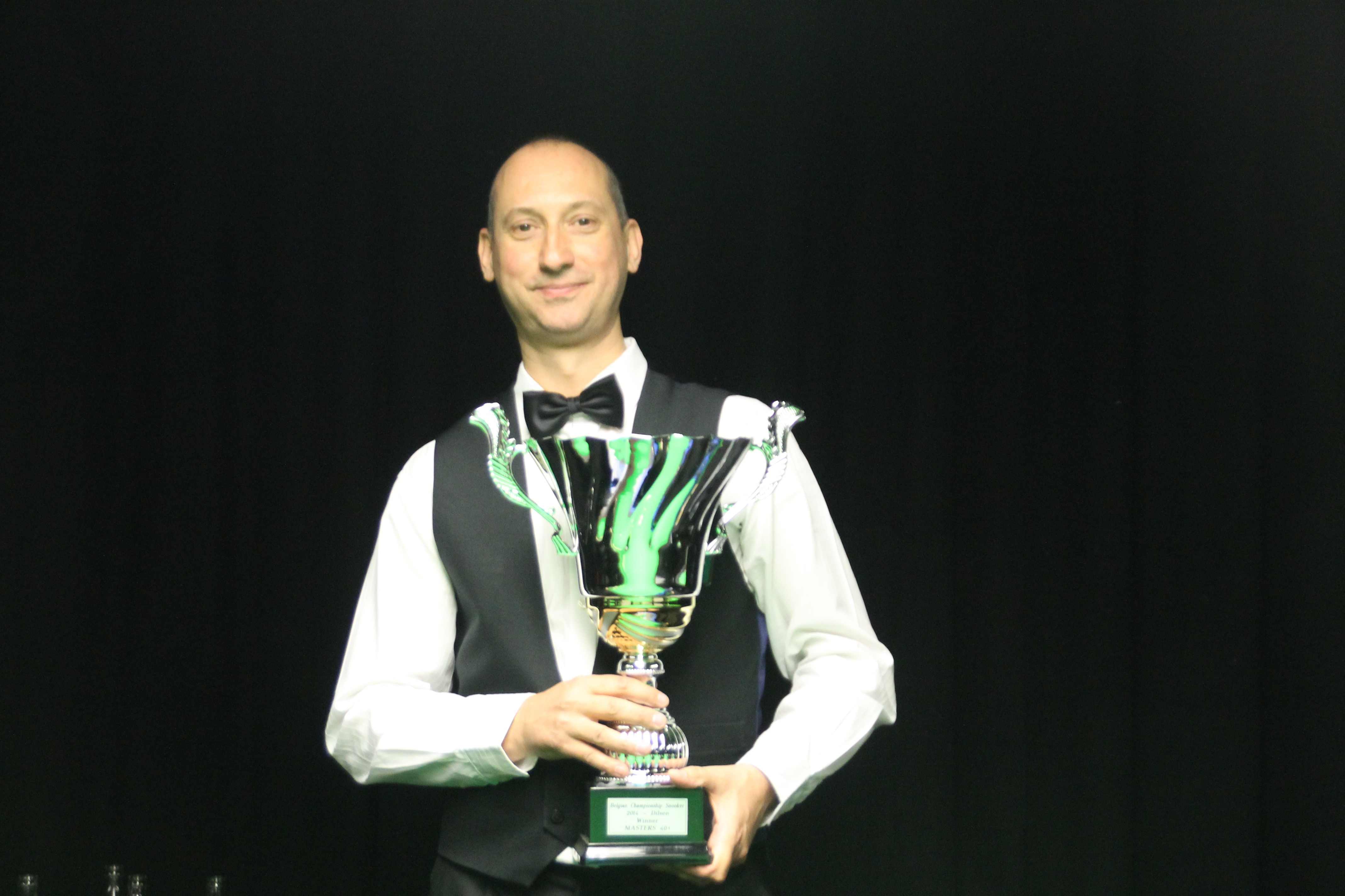 Yvan Van Velthoven wins second Belgian Championship Master's Crown