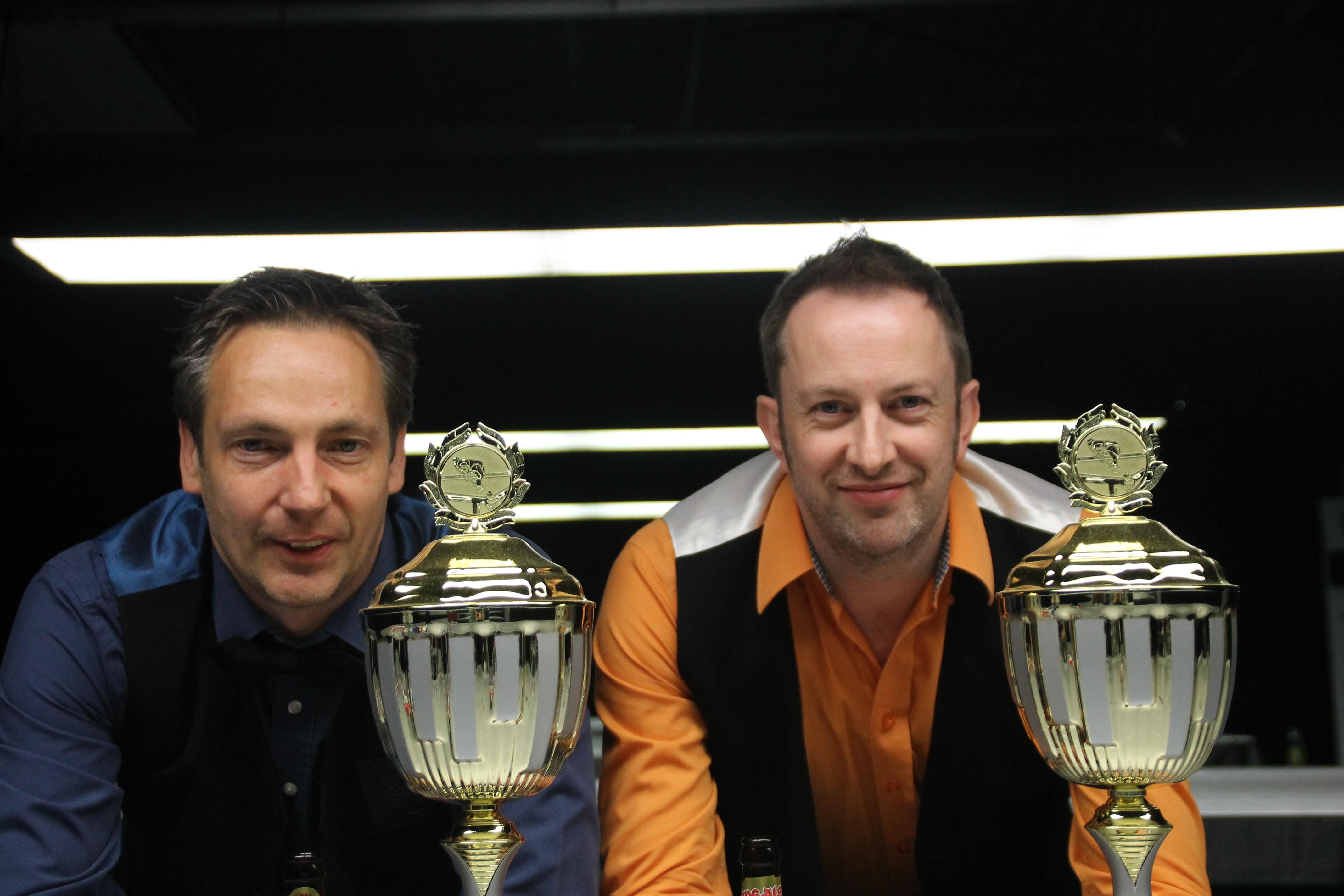Brecel wins his third Belgian mens title