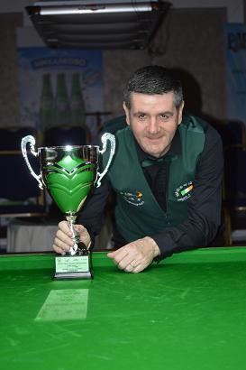 Mark Tuite - 2014 Masters Champion