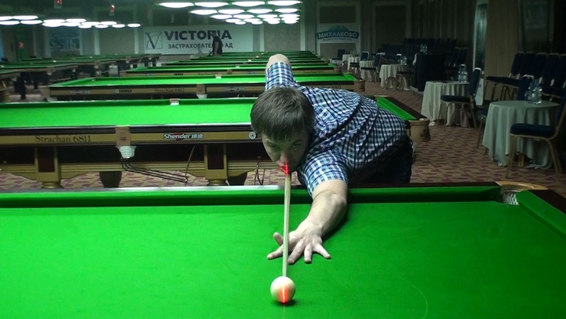 EBSA Cue Zone Day 8 goes Russian / Austrian