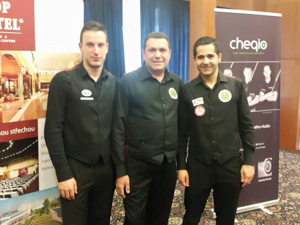 Maltese trio still invincible