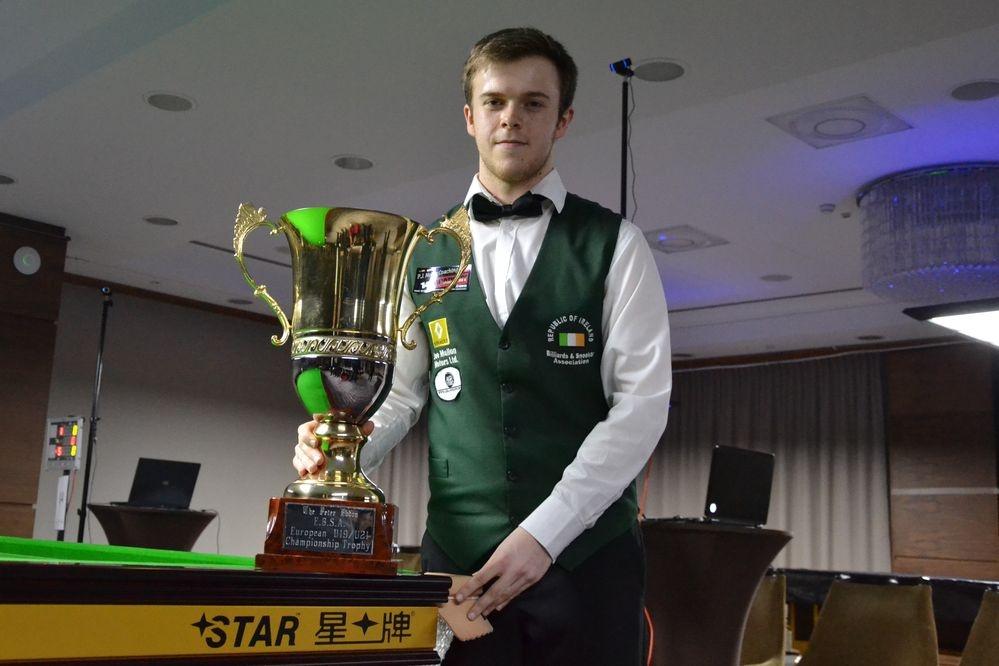 Imperial Boileau gets U21 crown for Ireland
