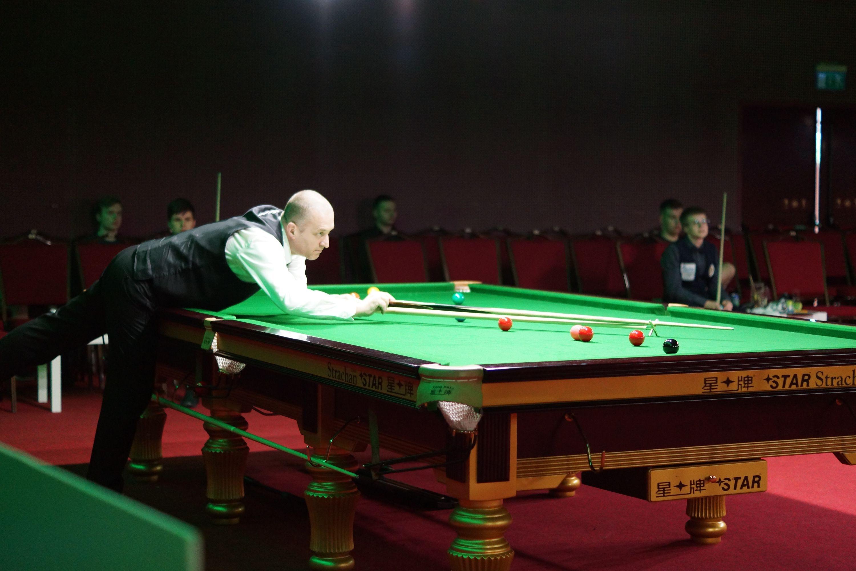 European Open Quarter-Finals get underway