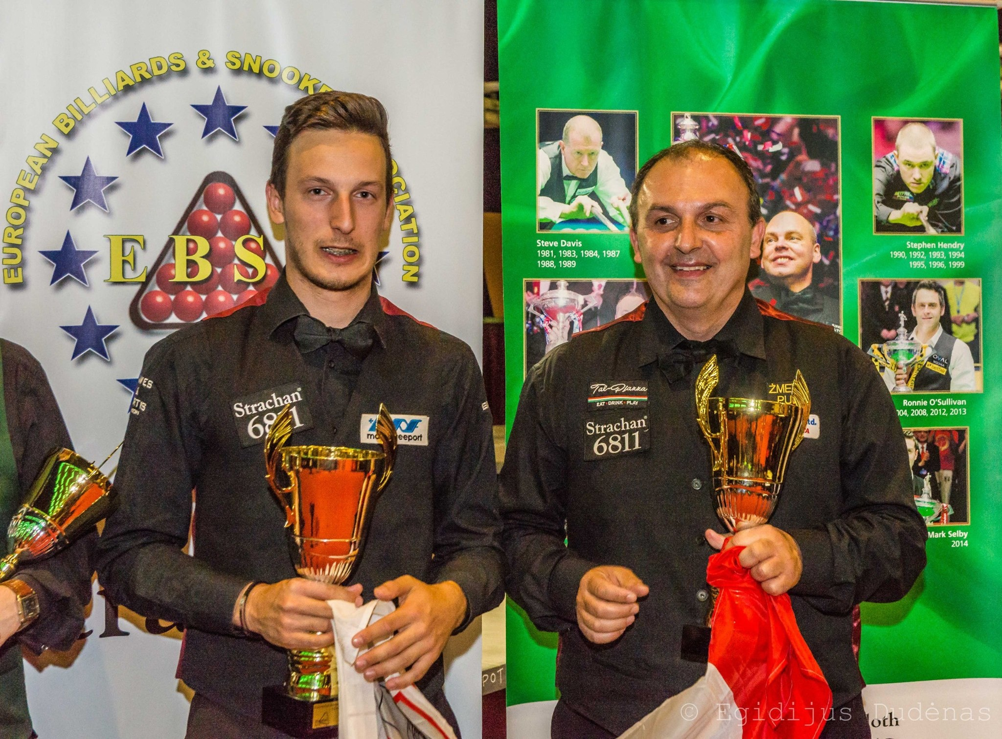 Borg & Cini win it for Malta