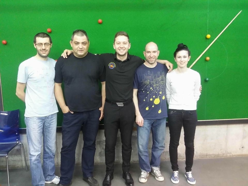 4 New EBSA Coaches from Bulgaria