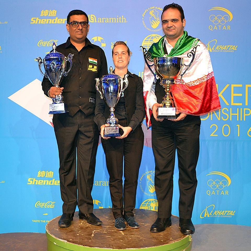 IBSF Champions 2016