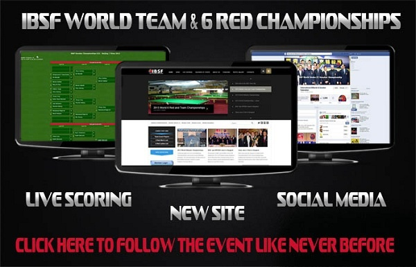IBSF Launch New Site