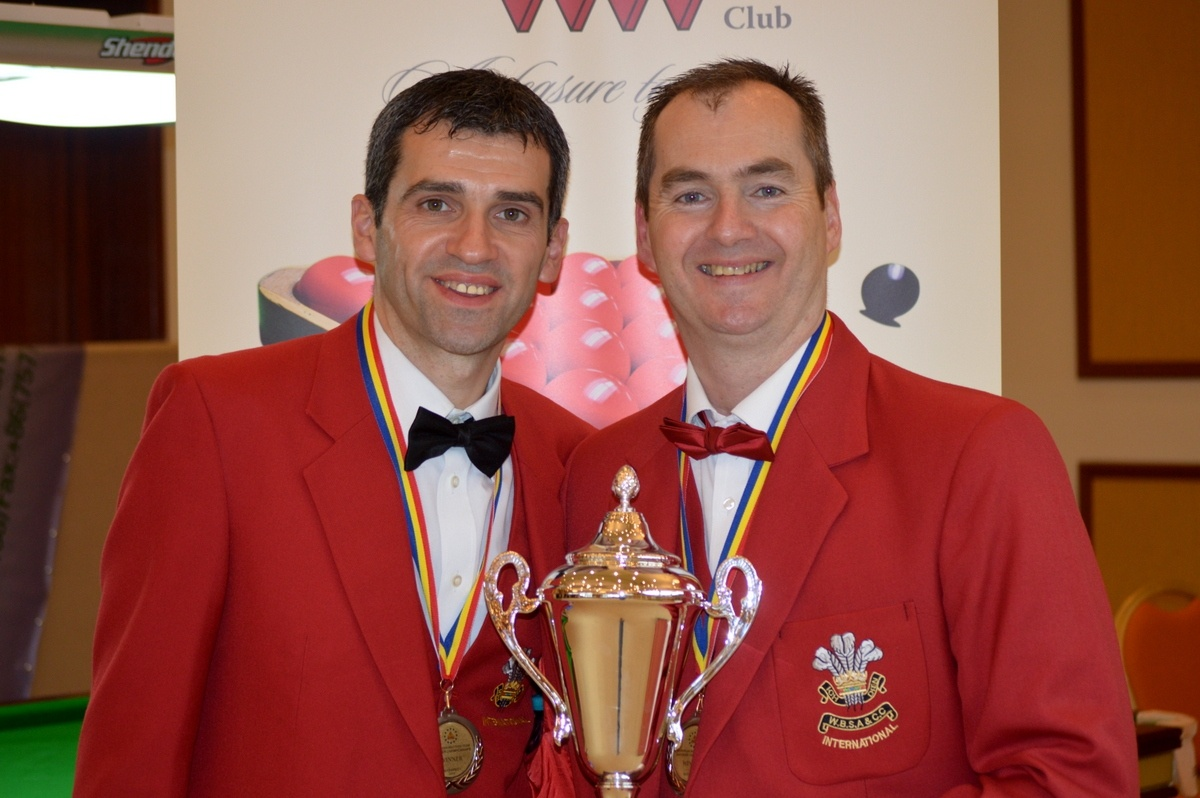 Wales are Master Champions