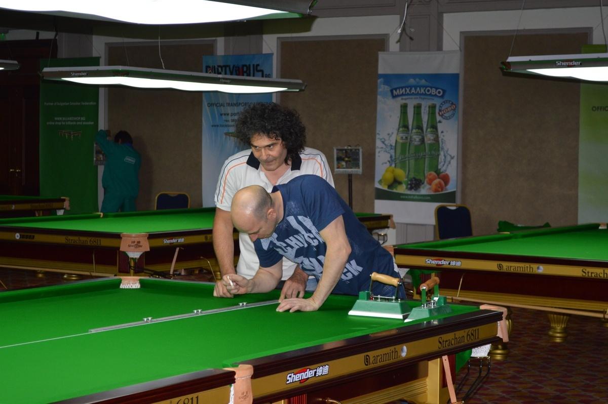 Final preparations underway in Sofia