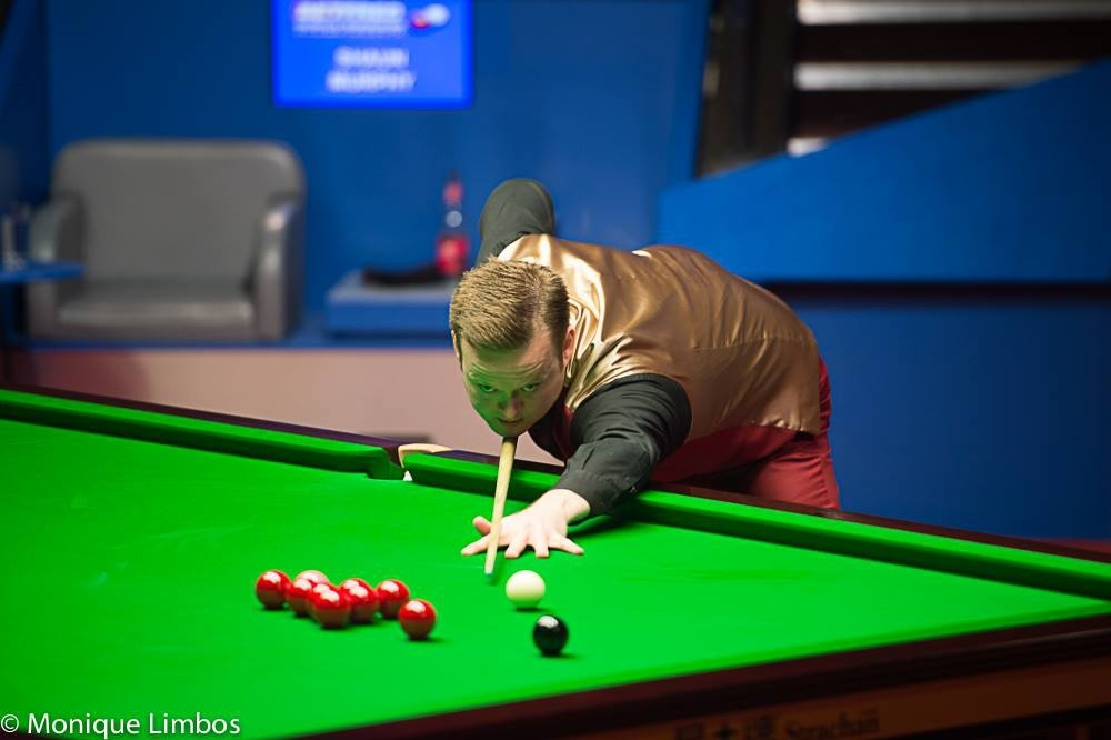Murphy and Bingham fight for world crown